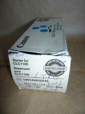 CANON CLC-1100, CLC-1120 (1461A002AA) CYAN DEVELOPER GENUINE