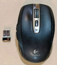 Logitech MX Anywhere Darkfield Mouse with Unifying Receiver