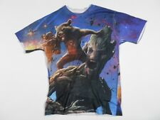 Mens Marvel Guardians Of The Galaxy Graphic Tee Comic Movie Shirt Iconic Cool Md