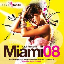 Azuli Presents: Miami 2008 - Mixed By David Piccioni (2CD 2008) NEW/SEALED