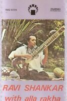 Ravi Shankar ‎..With Alla Rakha  Import Cassette Tape