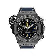 Hublot King Power Oceanographic 1000 LE Auto Titanium Mens Watch 732.NX.1127.RX