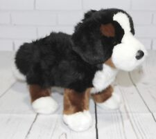 "Douglas Stevie BERNESE MOUNTAIN DOG 10"" Plush Dog Stuffed Animal NEW"