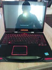 Dell Alienware M14X R2 Gaming Laptop i7 3610QM 3rd gen 320GB HDD 6GB Ram Nvi650M