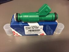 1x Genuine Bosch 42lb Green Giant Fuel Injectors 42 lb 440cc BMW Ford GM Audi VW