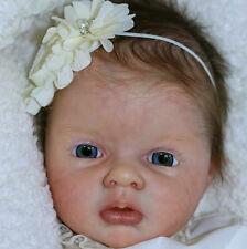 """Lenya By Reva Schick New Release Reborn Baby Doll Kit @ 22"""""""