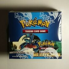 POKEMON - DIAMOND and PEARL MAJESTIC DAWN booster box; Factory Sealed! MINT!