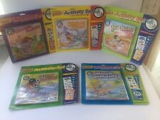 LEARNING RESOURCES INVESTIGATOR SCOUT ACTIVITY SETS NEW SEALED LOT OF 5 RARE