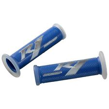 Yamaha YZF- R1 Grips from Progrip in Blue - Fits 1998 - 2017 YZF-R1 - Brand New