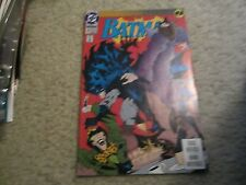 BATMAN #492 RARE KNIGHTFALL PART 1  3RD PRINT EXTREMELY HARD TO FIND !!!!