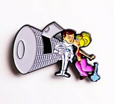 I Dream of Jeannie 60's Tv Sitcom Major Nelson Collectible Pendant Lapel Hat Pin
