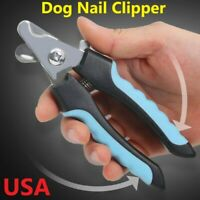 Large Dog Cat Pet Nail Clippers Toe Trimmer Grooming Clipper With Safety Guard
