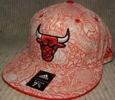 Gorra Adidas NBA Chicago Bulls talla 7 1/4 - IMPORTADA, NUEVA E INCONSEGUIBLE