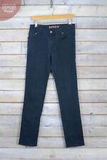 Jeans da donna neri Levi's denim