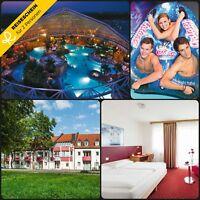 3 Tage im 3*Secret Hotel Erding mit Frühstück & 2 Tageskarten - Therme Erding