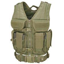 Condor Elite Tactical Vest Olive Green OD ETV-001 MOLLE PALS