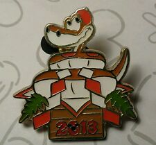 Kaa Happy New Year 2013 Jungle Book Snake TDR Tokyo Disney Resort Pin 94641