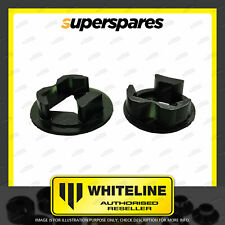 Whiteline Front Engine - Mount Rear Bushing Inserts KDT915 for Mazda 3 5 Premacy