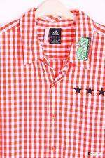 Karierte adidas Herren-Freizeithemden & -Shirts aus Polyester