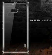 Ultra Thin Soft TPU Gel Silicone Clear Crystal Case Cover Fr Nokia Lumia 929 930