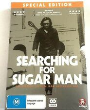Rodriguez - Searching For Sugar Man 2012 Special Ed Box Set DVD & Cold Fact CD