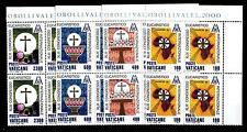 VATICANO - 1985 - 43° Congresso Eucaristico Internazionale a Nairobi