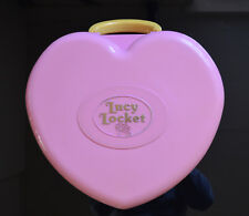 Polly pocket Bluebird Toys 1992 Gros coeur Lucy Locket 31x31cm