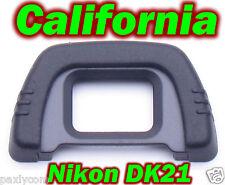 Nikon DK-21 DK21 EyeCup D300 D200 D80 D40 D100 D300 D40 D50 D70 D70S D90 DSLR