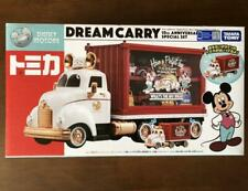 TOMICA DREAM CARRY 10TH ANNIVERSARY MODEL DISNEY COLLAB TOY COLLECTIBLE TRUCK