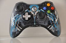 Official Microsoft xbox 360 Wireless Controller Halo 4 Controller Forerunner Ed