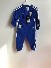 adidas IFK Göteborg FC Football Kid's Mini Joggers/Top- 9-12 Months - Blue - New