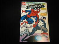 The Amazing Spider-Man #358 (Jan 1992, Marvel) HIGH GRADE