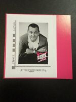 FRANCE timbre AUTOADHESIF, AUTOCOLLANT COLLECTOR COLUCHE, MNH STAMP