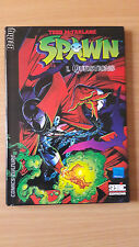 SPAWN tome 1 QUESTIONS (SEMIC/ BETTY) TODD MCFARLANE