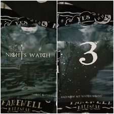 Small Gray Game of Thrones Compression Nights Watch The Wall Night Gathers Oath