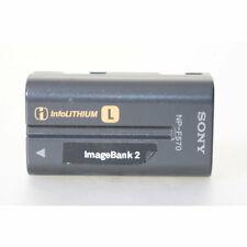 Sony NP-F570 Lithium Ion Batterie de Caméscope / Rechange/Batterie/Batterie pour