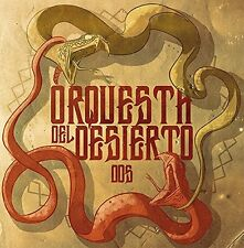 PRE ORDER - ORQUESTA DEL DESIERTO - DOS - limited  (Gatefold LP Vinyl)