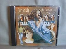 Carole King- Her Greatest Hits- EPIC CDEPC 32345- Made in Austria WIE NEU