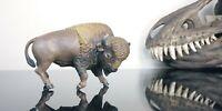 Bison Safari Ltd North American Wildlife Figure 290829 Toys Animals Kids 1997