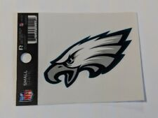 "Philadelphia Eagles 3 x 4"" Small Static Cling - Truck Car Auto Window Decal LOGO"