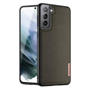 PU+TPU Nylon Fabric For Samsun Galaxy S21 Plus S21 Ultra S21 FE Phone Back Case