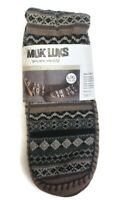 Muk Luks Mens Slipper Socks Size L/XL Shoe Size 11-13 Warm Winter Comfortable