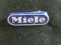 Miele Haushaltsgeräte Plastik Abzeichen lapel pin spilla badge