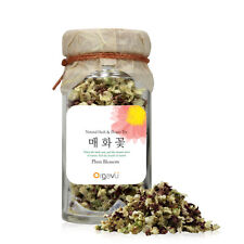 [Korean Premium Floral tea] Maewha(plum blossoms Organic flowers tea) natural