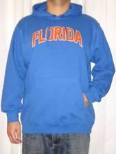 Majestic Florida Gators NCAA Men's Bold Arch Fleece Hoodie Sweatshirt Large