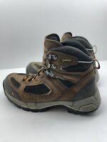 Vasque Hiking Boots Mens Size 8.5 Wide Gortex Waterproof Vibram Soles