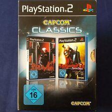 Ps2-PlayStation ► Capcom Classics Devil May Cry 1 & 3-Special Edition ◄ rar