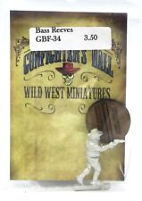 Knuckleduster GBF34 Bass Reeves (Gunfighter's Ball) Deputy US Marshal Lawman NIB
