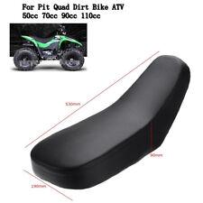 Foam Seat For Pit Quad Dirt Bike ATV 4 Wheeler 50cc 70cc 90cc 110cc Racing Style