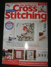 The World of Cross Stitching Magazine ISSUE 234 November  2015